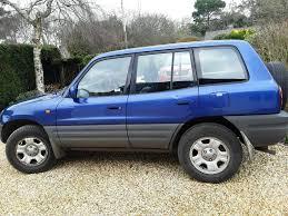 Toyota RAV4 GX petrol, manual 1999 Low mileage | in Bransgore ...