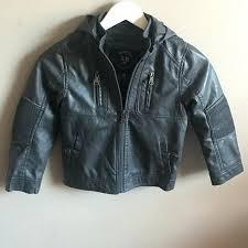 urban republic leather jacket m womens
