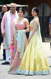 taking cues from the celebrity sisters of the bride here s the guide on what to wear to a day wedding while looking for indian wedding outfit for the