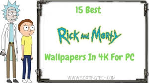 Search free rick and morty wallpapers on zedge and personalize your phone to suit you. 15 Best Rick And Morty Wallpapers In 4k For Pc Free Download