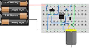 programmable dc motor controller an lcd packt books arduino electronics blueprints
