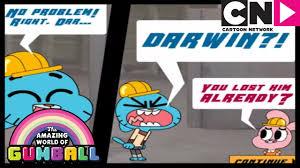 the amazing world of gumball hard hat hustle cartoon network