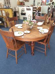 incredible antique inch round oak pedestal claw foot dining room table oak dining room chairs designs