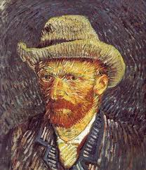 here the master artist van gogh uses his well elished technique of presenting the strain of the emotion and for that the painter had used short strokes