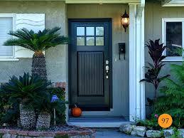 fascinating fiberglass entry door with glass front door glass privacy craftsman fiberglass entry installed in la