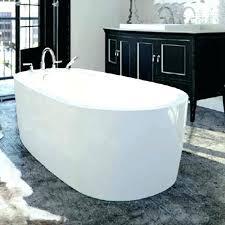 freestanding tub air jets two person bathtub bath bathtubs idea jetted 2 perso