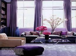 Purple Living Room Home Design Ideas Part 3