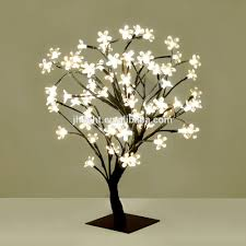 Blossom Christmas Tree With Led Lights 48l Warm White Christmas Led Tree Lights With Cherry Blossom Flower Buy Light Up Tree Branches Tree Lights With Cherry Blossom Led Tree Branch