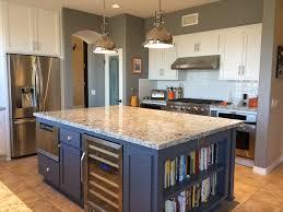 Kitchen Restoration Final Kitchen Cambria Praa Sands Quartz Countertop Restoration