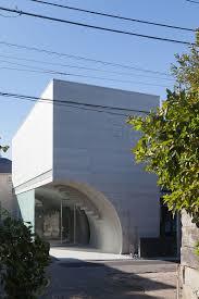 JA+U : Tunnel House by Makiko Tsukada Architects