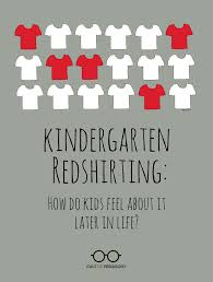 Kindergarten Redshirting How Kids Feel About It Later In