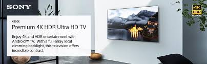 sony 65 inch 4k tv. from the manufacturer sony 65 inch 4k tv