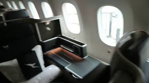 Qantas Business Class Review Selecting The Best Seats