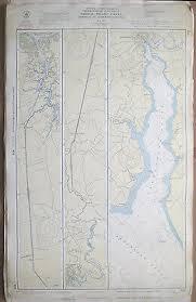 Noaa Chart 11452 Intracoastal Marine Waterway Charts 5 Total 17 00 Picclick