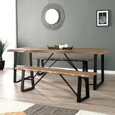 Bench Dining Table Set Kelliscreativeco