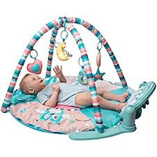 Amazon Baby Play Mat Gym with Extra Soft Mat Piano