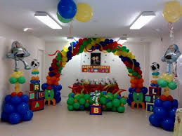 Candyland Balloon Decoration At LEMCO Building  Cebu Balloons And Simple Balloon Decoration Ideas At Home