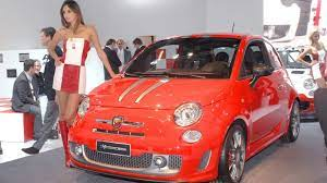 This is the abarth 695 tributo ferrari, which is coming to the uk in rhd, and. Abarth 695 Tributo Ferrari Unveiled In Frankfurt