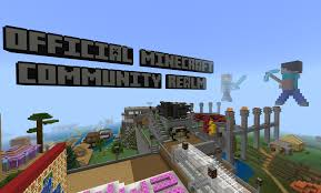 official minecraft community realm