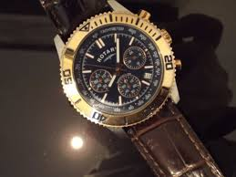 mens rotary chronograph two tone dress watch model gb00155 05 990 gents rotary stainless steel rose gold bezel chronograph watch