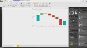 Power Bi Waterfall Chart Multiple Measures Waterfall Charts In Power Bi Power Bi Microsoft Docs
