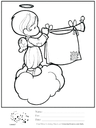Nativity Coloring Pages Mini Book Nativity Coloring Pages Printable