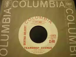 Bertha Colbert – Teardrop Avenue / Rain In Lovers Lane (1963 ...