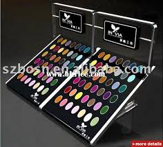 Eyeshadow Display Stand Gorgeous Acrylic Cosmetic Display For Eyeshadow Bizrice