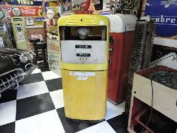 gilbarco gas pump. 1960s english gilbarco gas-petrol pump gas