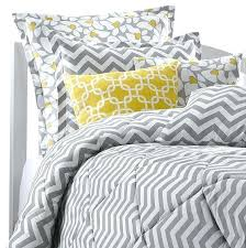 chevron baby bedding comforter toddler sets and fine yellow blue