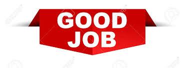 Good Job Template Good Job Banner Design Template
