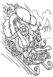 Small Picture The grinch coloring pages The Whos Singing Around The Tree