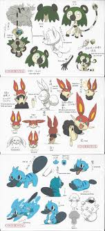 RUMOR] Starter Pokemon for Gen 8 leaked [Update] Nope, just the cycle of a  new Pokemon game