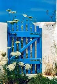 greece garden gates gate beautiful