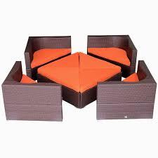 Brilliant Ideas Outsunny Outdoor Furniture Neat Design 9 Piece