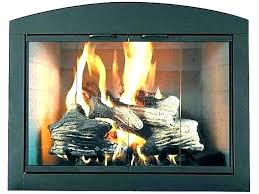 gas fireplace keep glass doors open or closed cleaner may how to clean g gas fireplace glass door