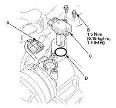 p honda accord intake air temperature sensor circuit high need more help