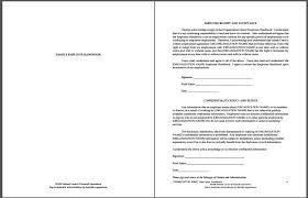 Restaurant Employee Handbook Template Employee Handbook Template