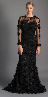 Elegance Designer Wear Maison Elegance Haute Couture Embellished Evening Gown