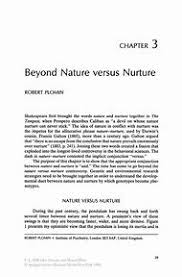 best ideas about nature vs nurture what you ll love nature vs nurture essay