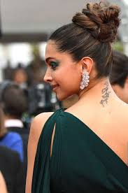 Image result for deepika tattoo