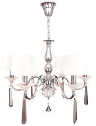 6 arm chandelier 6 arm nickel and black crystal chandelier waterford crystal lismore 6 arm chandelier