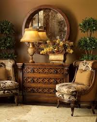 Antique furniture decorating ideas Modern Love The Mix Of Contemporary And Antique Finishes Is This Warm Sitting Room Pinterest Love The Mix Of Contemporary And Antique Finishes Is This Warm