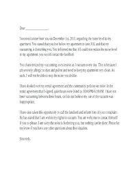 Apartment Noise Complaint Letter Sample Coloriageimprimer Co