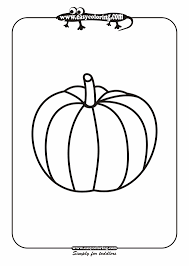 Small Picture Pumpkin Coloring Pages For Toddlers Coloring Pages