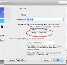 Icloud Security Code How To Nsa Proof Your Apple Icloud Account Underground
