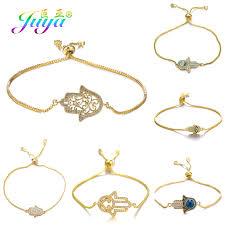 Женские регулируемые <b>цепи ручной работы</b> Juya Gold/розовое ...