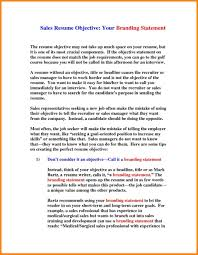 Value Statement Example For Resumes 9 Personal Brand Statement Examples Resume Samples