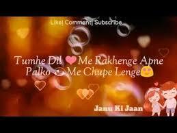 Jo Bhi Kasme Khai Thi Shubham Tiwari Whatsapp Status