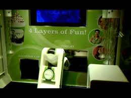 Froyo Vending Machine Classy Robot Fusion Frozen Yogurt Machine YouTube